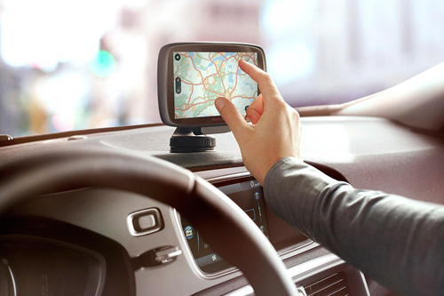 GPS Midocar