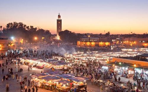 Marrakech Jamaa Fna